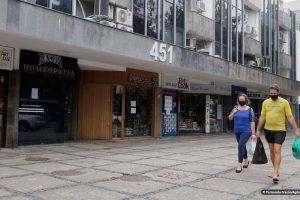 Curva de crimes achatada no Rio