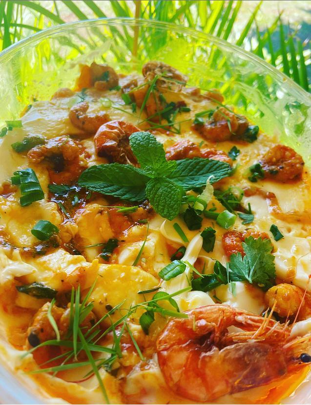 receita de camarão com catupiry