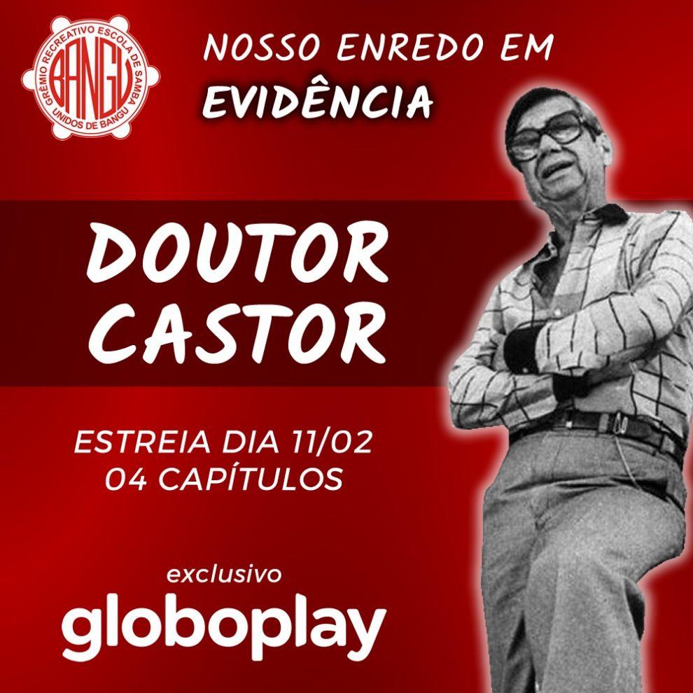 Globoplay exibirá série sobre Castor de Andrade
