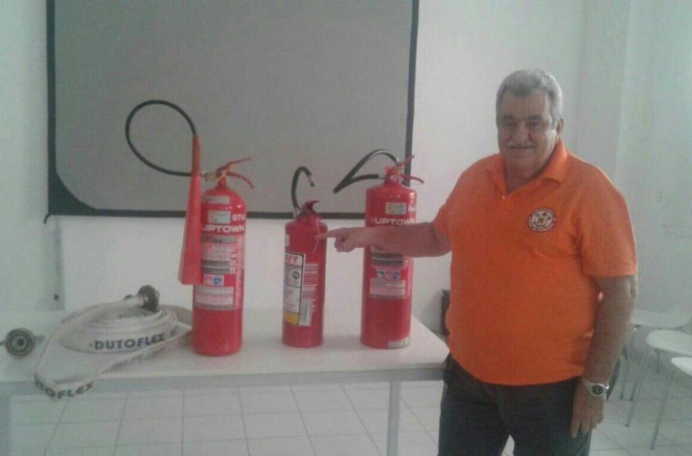 O que é prevenção e combate a incêndio