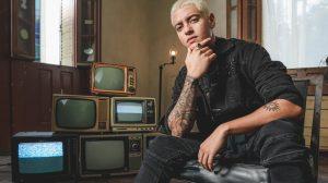 Nick Cruz é o destaque do MTV Prestatenção do mês de Março